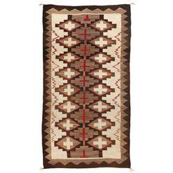 "Navajo Weaving, 7'5"" x 4'1"""