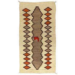"""Navajo Pictorial Weaving, 6'11"""" x 3'7"""""""
