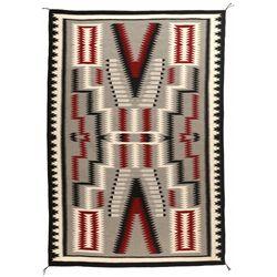 "Navajo Weaving, 7'6"" x 5'5"""