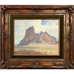 Ralph Love, oil on canvas