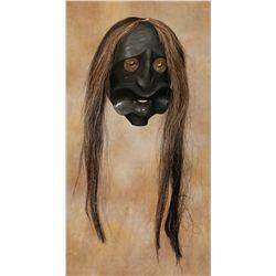 Cayuga False Face Mask