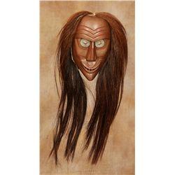 Seneca False Face Mask