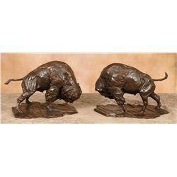 Philip Blacker, bronze