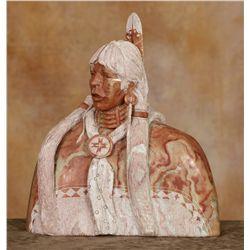Alvin Marshall, alabaster