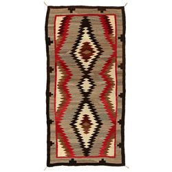 "Navajo Weaving, 6'5"" x 3'2"""