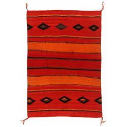 "Navajo Weaving, 4'5"" x 3'1"""