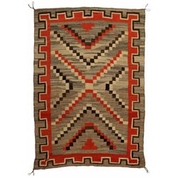 "Navajo Weaving, 5'11"" x 4'3"""