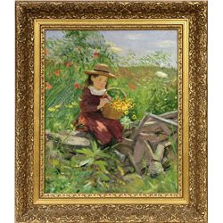 Bert Phillips, oil on canvas