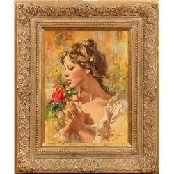 Howard Rogers, oil on canvas
