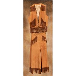 Edward H. Bohlin Two-piece Ladies Outfit