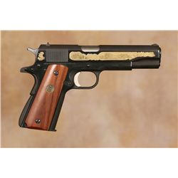 Model 1911 Colt U.S.S. Arizona Commemorative Pistol