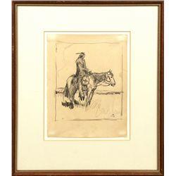 W. H. D. Koerner, graphite