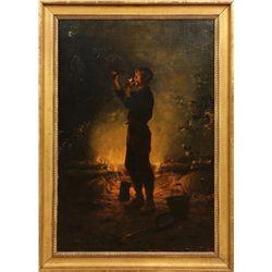 Gilbert Gaul, oil on canvas
