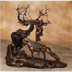 Harvey Rattey, bronze