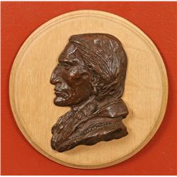 Charles Russell, bronze