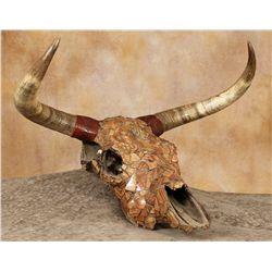 Shard Covered Skull
