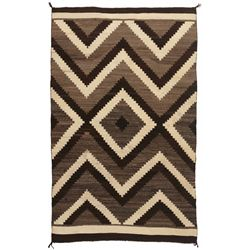 "Navajo Weaving, 6'10"" x 4'6"""