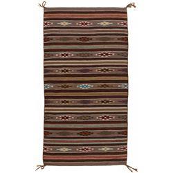 "Navajo Weaving, 4'2"" x 2'3"""