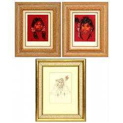 Nancy McLaughlin, three works