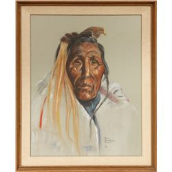Nancy McLaughlin, pastel