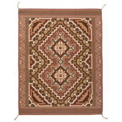 Navajo Weaving, 5' x 4'