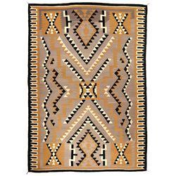 "Navajo Weaving, 10' x 7'8"""