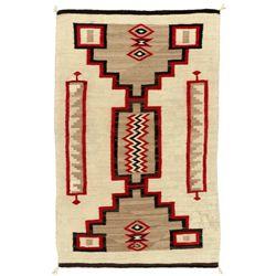 "Navajo Weaving, 4'5"" x 2'9"""