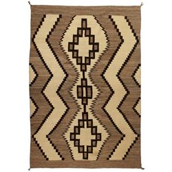 "Navajo Weaving, 6'11"" x 4'10"""