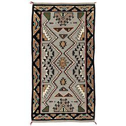 "Navajo Weaving, 8'3"" x 4'5"""