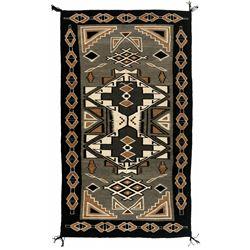 "Navajo Weaving, 7' x 4'2"""