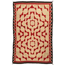 "Navajo Weaving, 7'10"" x 5'"