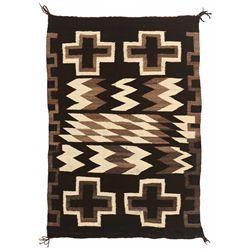 "Navajo Weaving, 4'2"" x 2'10"""