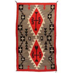 "Navajo Weaving, 8'7"" x 5'2"""