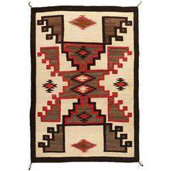 "Navajo Weaving, 5'5"" x 3'8"""