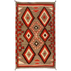 "Navajo Weaving, 7'1"" x 4'5"""