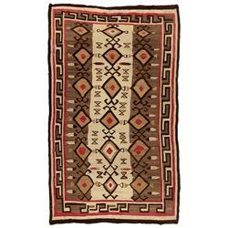 "Navajo Weaving, 6'10"" x 4'2"""