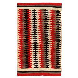 "Navajo Weaving, 6'8"" x 4'2"""