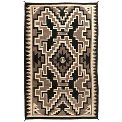 "Navajo Weaving, 9'5"" x 6'"