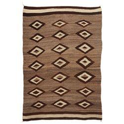 "Navajo Weaving, 7'7"" x 5'2"""
