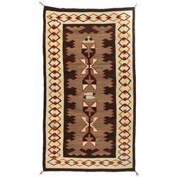 "Navajo Weaving, 6' x 3'4"""