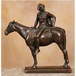 Cyrus Dallin, bronze