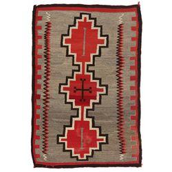 "Navajo Weaving, 5'5"" x 3'9"""