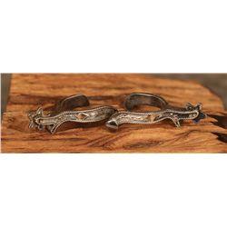 Edward H. Bohlin Miniature Spurs