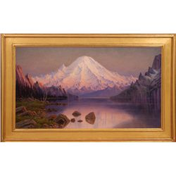 James Everett Stuart, oil on canvas