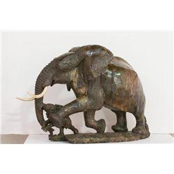 Original Verdite Sculpture