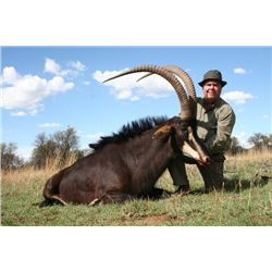 8-day Zululand, South Africa Plains Game Hunt for Two Hunters and Two Observers