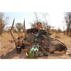 10-day South African Plains Game Hunt for One Bowhunter and One Observer