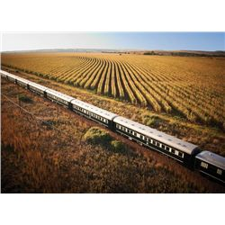 8-day South Africa Luxury Train Trip with Wild Game Bird Shoots for One Hunter and One Observer