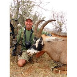 7-day South Africa Archery Hunt with $3,000 Towards Trophy Fees with Tom Miranda