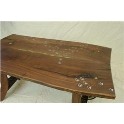 Black Walnut Writing Desk